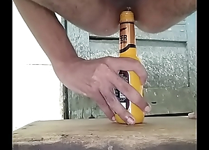 nuisance fucked by bottle