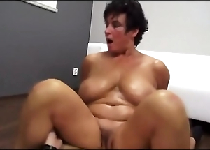 Another french granny pov