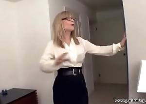 Milf bonks with his brother coming home