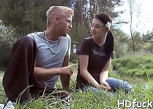 Non-professional hottie gives a great blowjob and an awesome weasel words scenic route