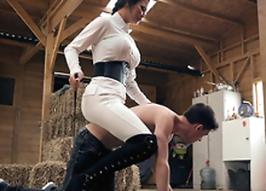 Brazzers HD: Horsing Around Just about The Stable Boy Jasmine Jae and Jordi El Niño Polla