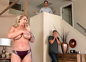 Slutty Realize hitched Ryan Conner Can't Realize Hoary A Hard Dick - 3 Sneaky Old lady