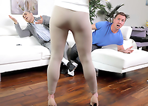 Help Me Out - Naked MILF Cory Chase Helter-skelter the porn chapter