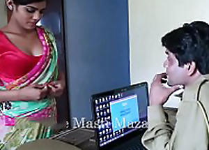 Hot Indian short films - Young Indian Bhabhi Tempted By A Jurisdiction Man (new)