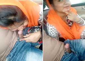 Indian Girl Sucking suitor Dick Mainly Car
