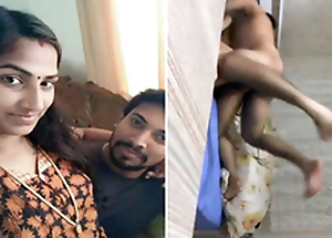 Exclusive- Chap-fallen Indian Bhabhi hard Fucked By Suitor
