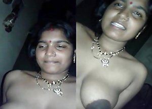 Horny Indian Wife Ridding Hubby Dick