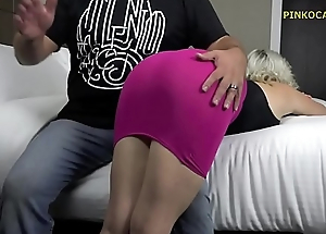 Spanking Female parent