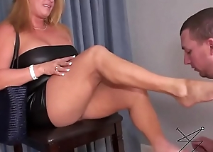 Mommy Dom Foot Talisman