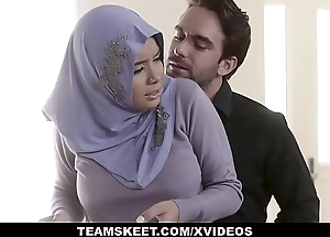 TeensLoveAnal - Analyzing Girl concerning Hijab