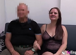 Cuckold fantasies: He dreams with will not hear of wifer fucked by a dusky cock
