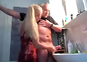 She Milks Big Dick Grandad - More convenient HornySexCams.us